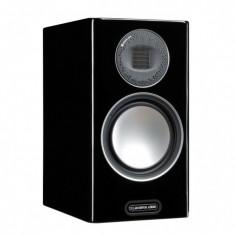 MONITOR AUDIO GOLD 100 5G PIANO GLOSS BLACK - COPPIA DIFFUSORI DA SUPPORTO BASS REFLEX A 2 VIE