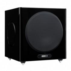 MONITOR AUDIO GOLD W12 5G PIANO GLOSS BLACK - SUBWOOFER ATTIVO