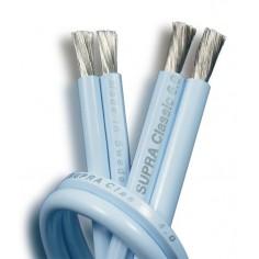 Supra CLASSIC 2X4.0 BLUE 20M - Cavo per diffusori