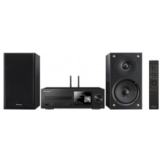 Pioneer X-HM76D-BB Black/Black - Microsistema di rete Hi-Fi