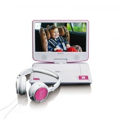 Lenco dvp-910 pink -...