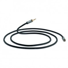 QED PERFORMANCE HEADPHONE EXTENSION GRAPHITE 1,5mt/3,5mm - Cavo per cuffie