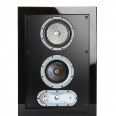 Coppia MONITOR-AUDIO SF1 Soundframe On Wall Black