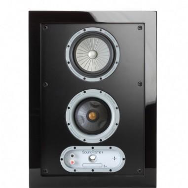Coppia MONITOR-AUDIO SF1 Soundframe On Wall Black