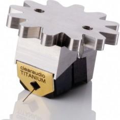 CLEARAUDIO  Titanium V2 MC015
