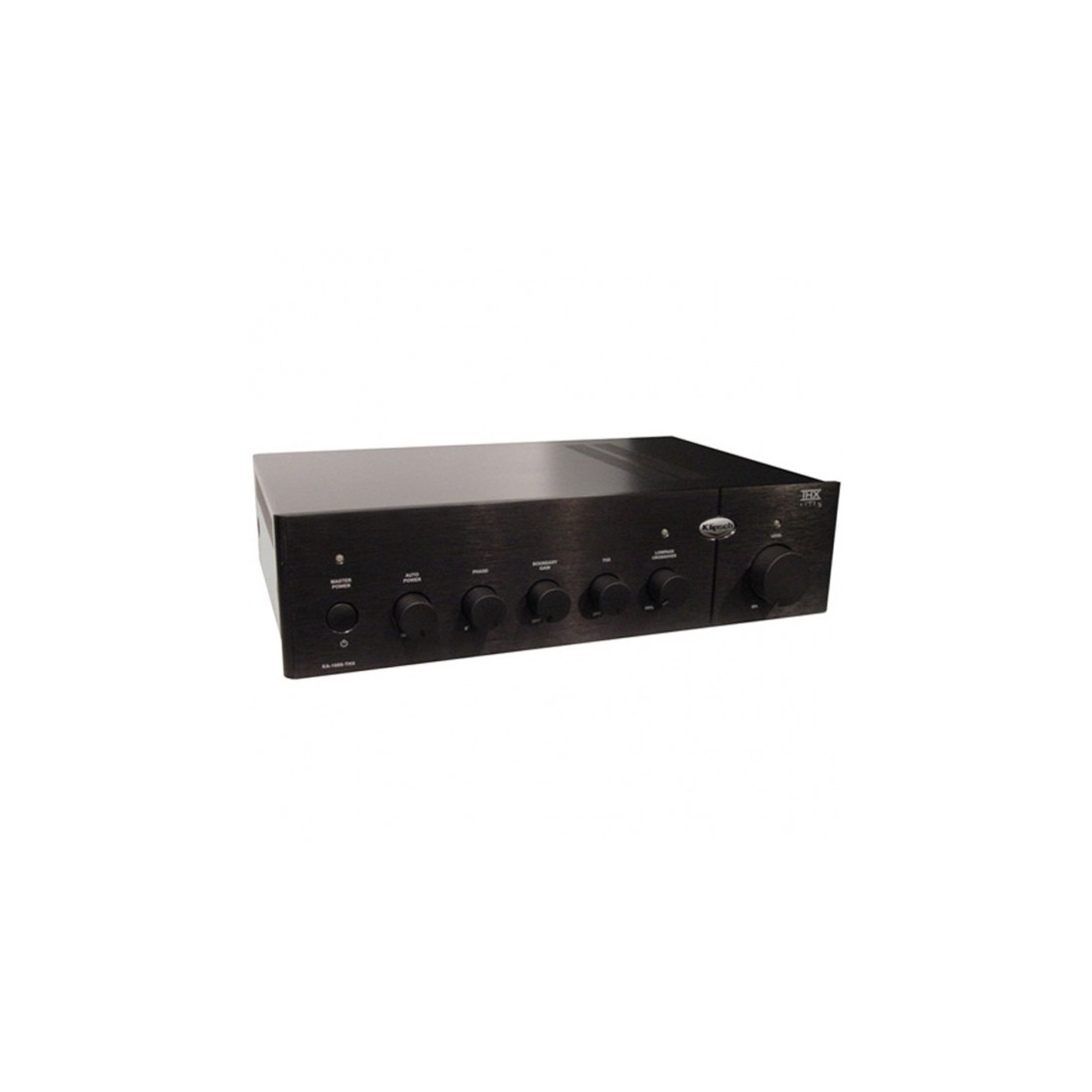 klipsch ka 1000 thx amp subwoofer ultra 2. Black Bedroom Furniture Sets. Home Design Ideas
