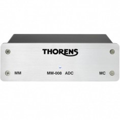 THORENS  MM008 ADC SILVER