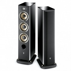 Focal Aria 926 BHG Coppia diffusori da pavimento Black High Gloss