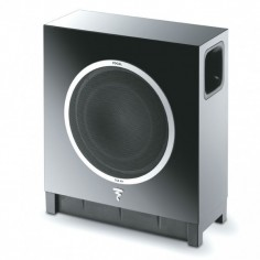 Subwoofer attivo ultracompatto wireless FOCAL Sub Air Laccato Nero