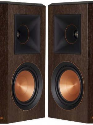 KLIPSCH RP 502S WALNUT - COPPIA DIFFUSORI SURROUND
